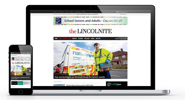 Laser Red responsive website services