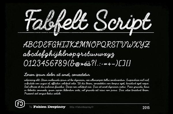 Fabfeltscript+font+letters