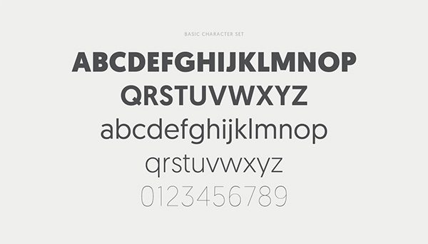Geomanist+font+letters