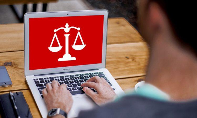 legal-website | Laser Red | Digital Agency