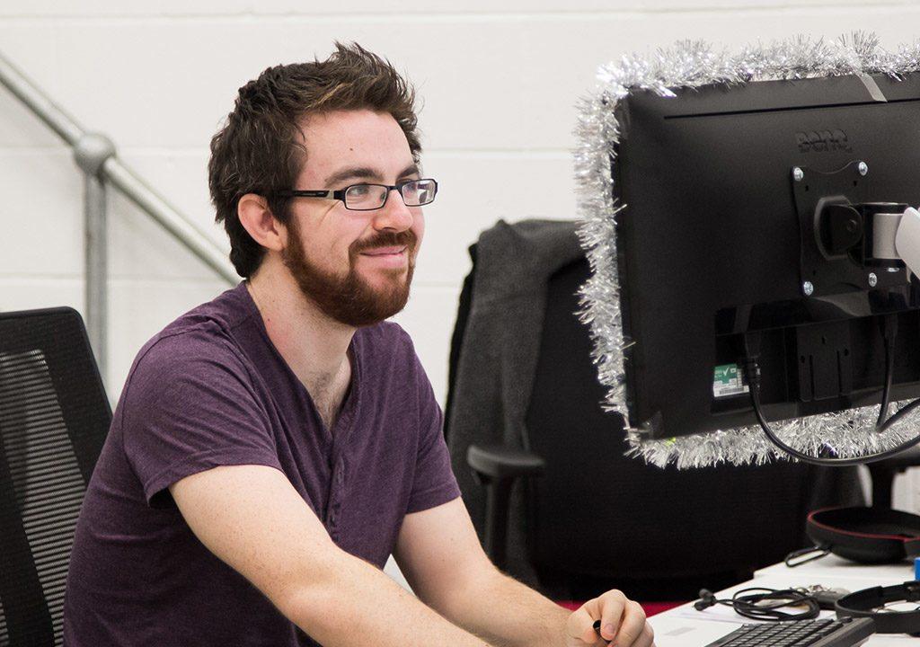 New Digital Marketer Tom Joins Laser Red