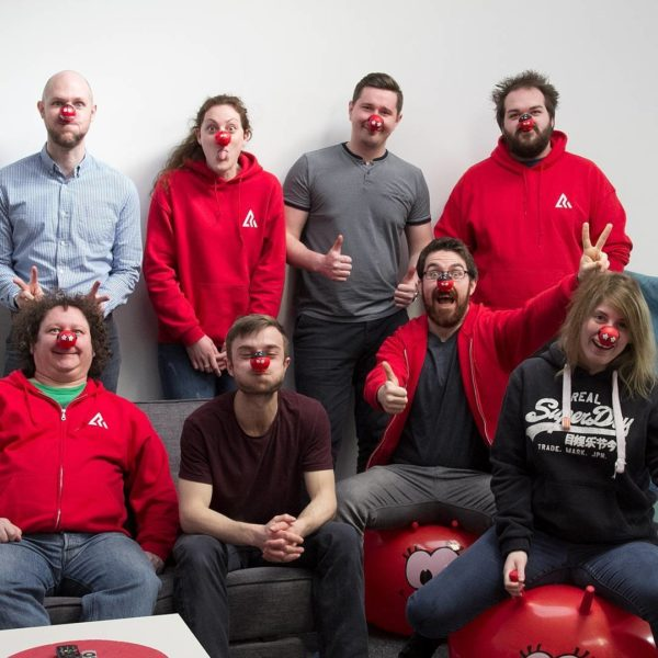 Red Nose Day 2017 - Laser Red Get Involved!