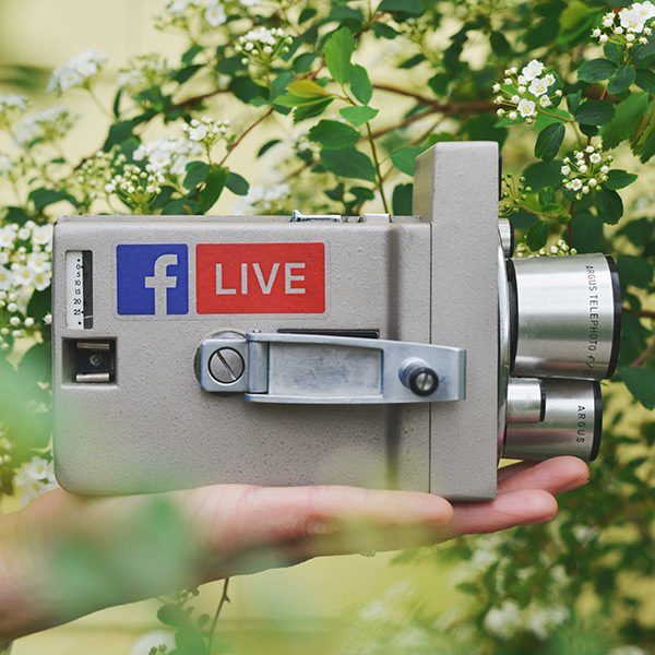 Social Media Live Video and Optimisation from Laser Red in Lincolnshire