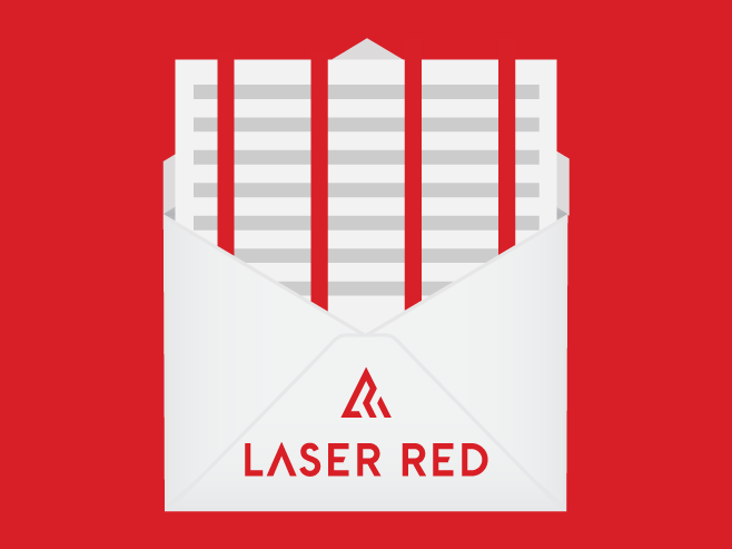 Email Segmenting from Laser Red Digital Agency in Lincolnshire