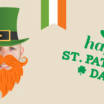 Happy St. Patrick's Day from Laser Red!