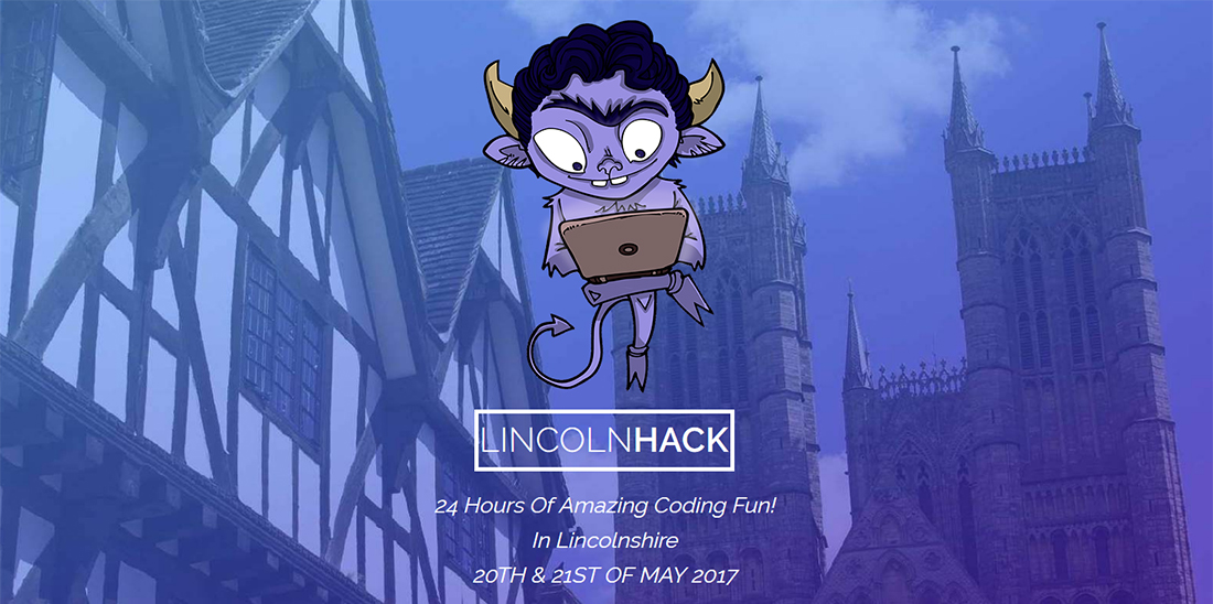Laser Red are sponsoring LincolnHack 2017