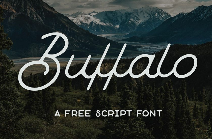 Top Designer Font - Buffalo
