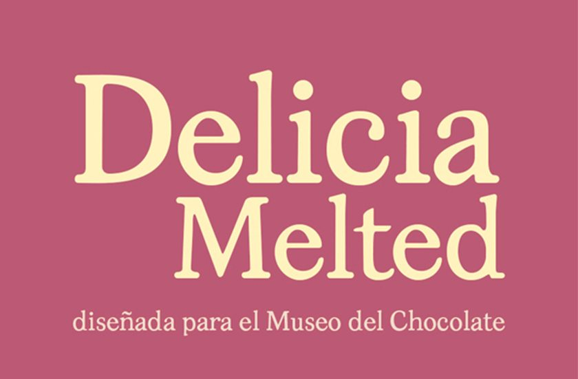 Delicia Melted - Top Free Fonts