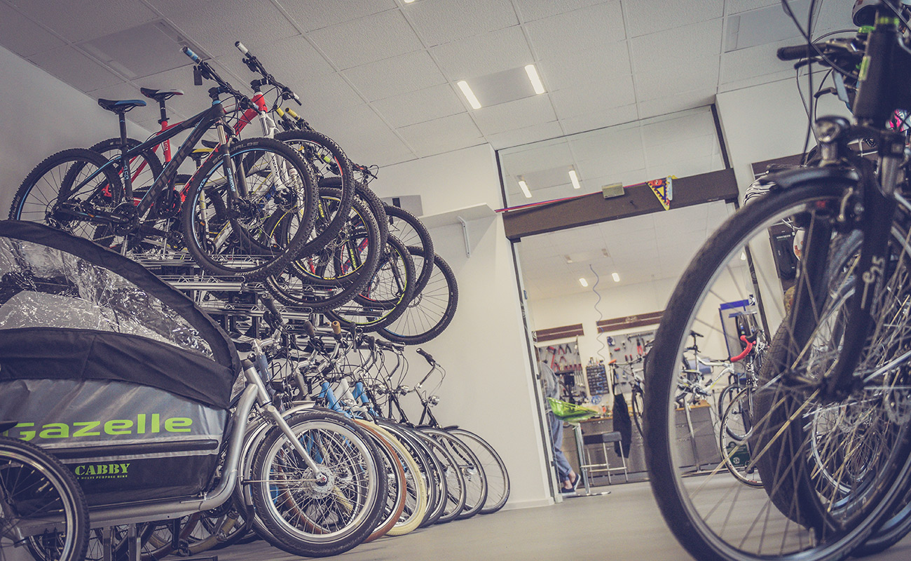 Creating Remarketing Audiences for Bike Shop