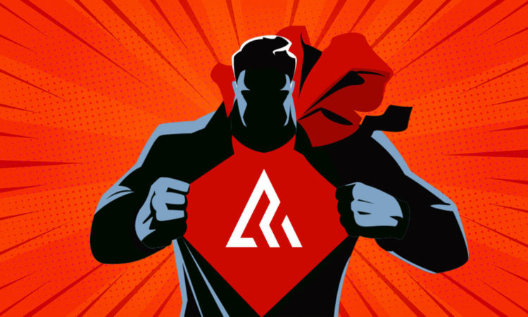 Superheroes of the digital world | Laser Red