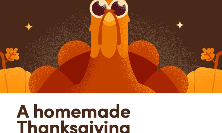 Homemade Thanksgiving